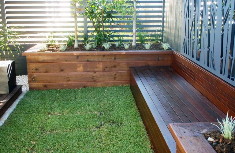 Garden Seating & Steps