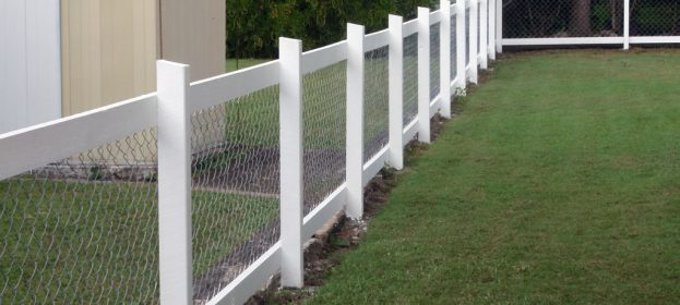 Chainlink Fence - Variety of Colours and Mesh