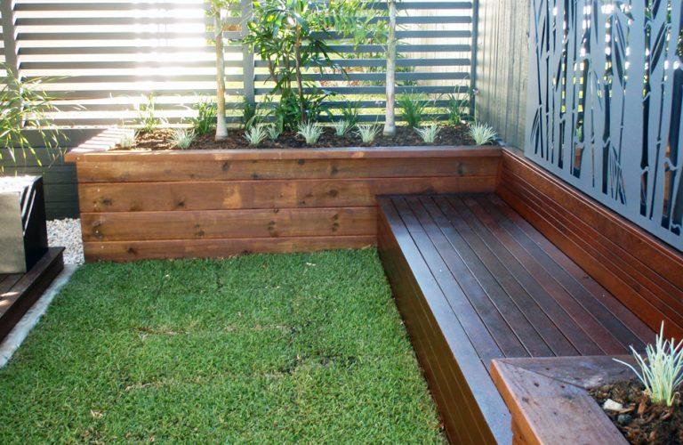 Garden Seating & Steps